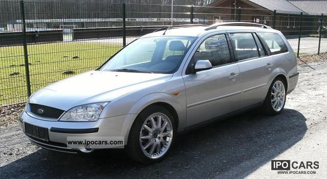 Ford Mondeo 1.8 2002 photo - 10