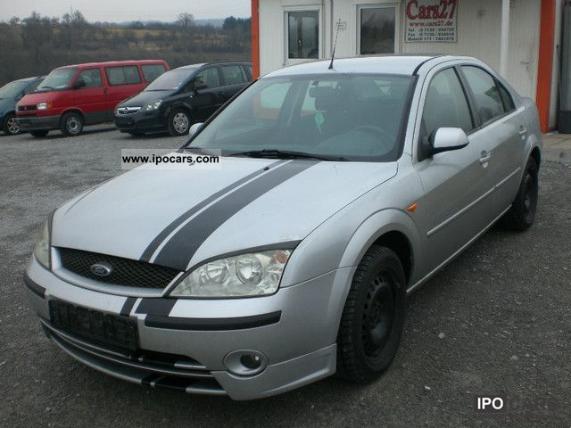 Ford Mondeo 1.8 2002 photo - 7