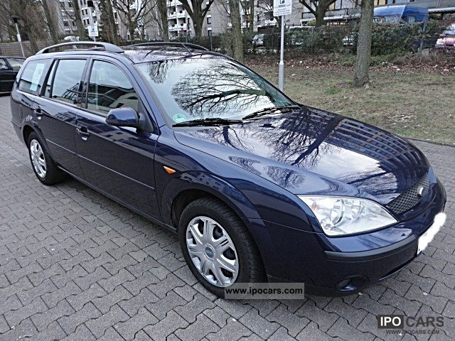 Ford Mondeo 1.8 2002 photo - 8