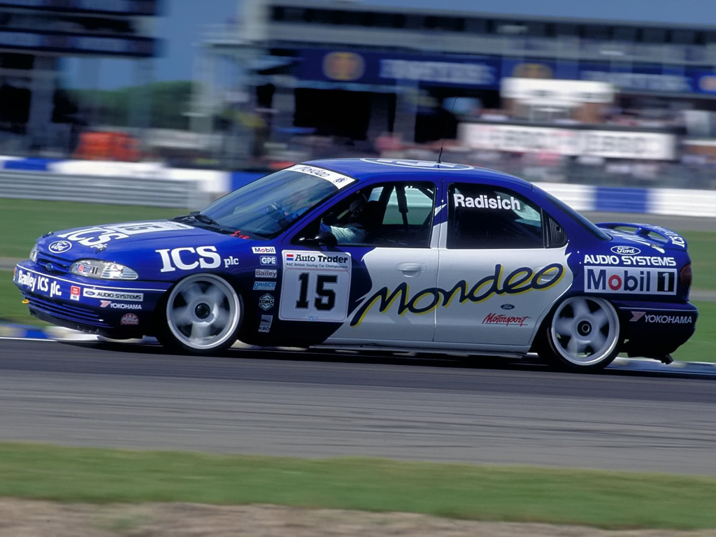 Ford Mondeo 2.0 1993 photo - 4