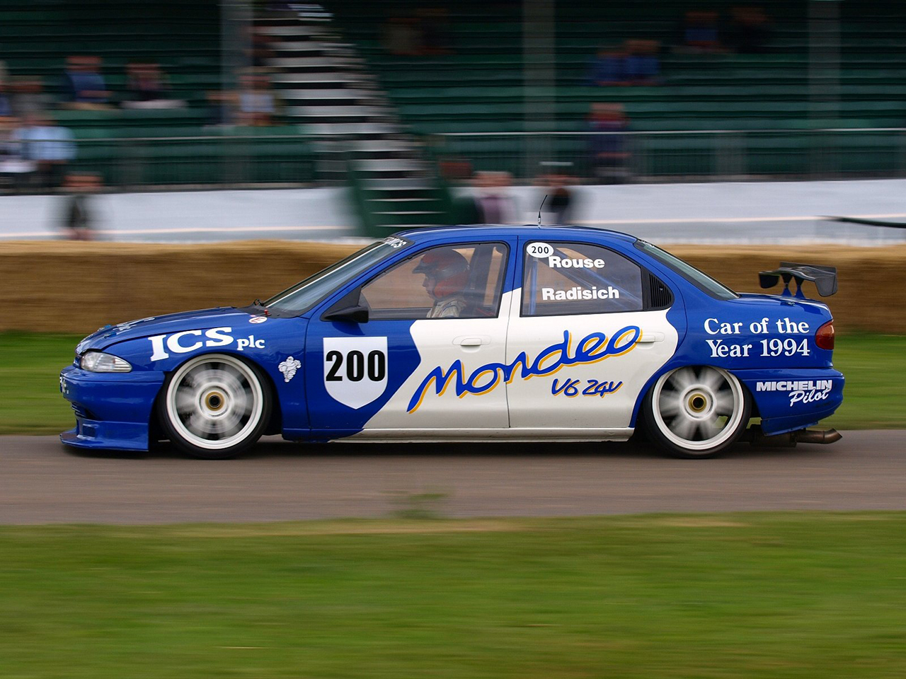 Ford Mondeo 2.0 1993 photo - 6