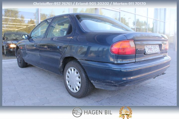 Ford Mondeo 2.0 1995 photo - 6