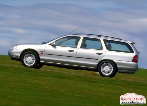 Ford Mondeo 2.0 1996 photo - 10