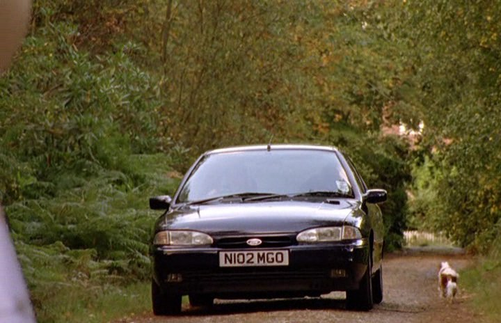 Ford Mondeo 2.0 1996 photo - 2