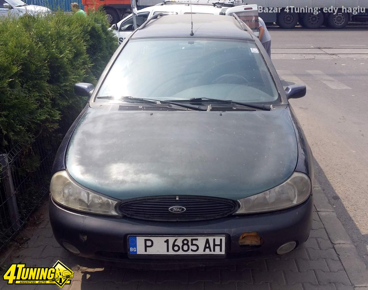 Ford Mondeo 2.0 1999 photo - 6