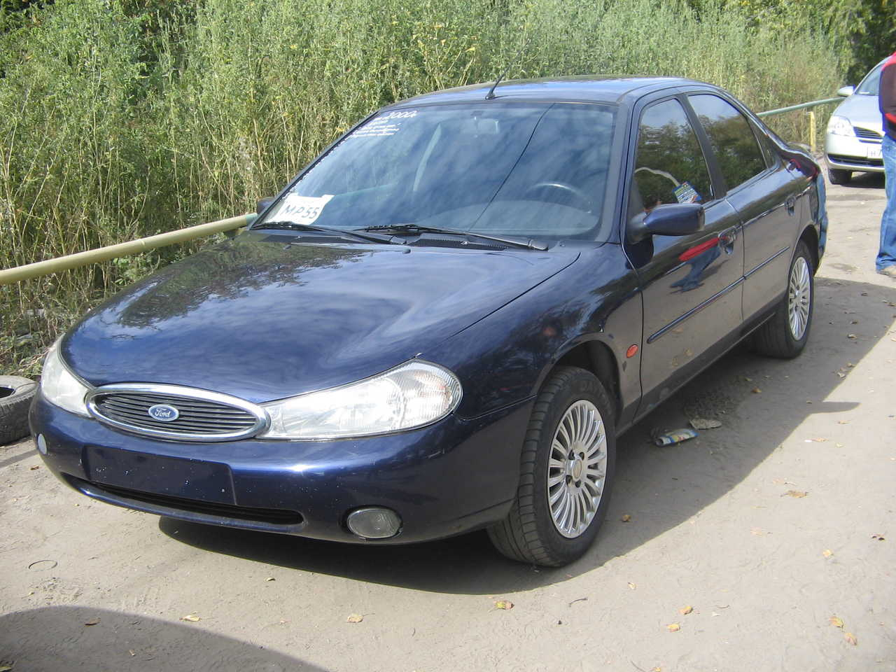 Ford Mondeo 2.0 1999 photo - 9