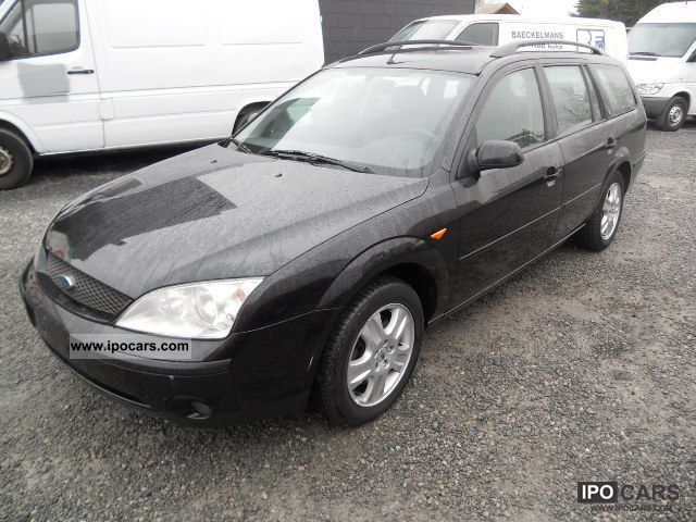 Ford Mondeo 2.0 2001 photo - 4