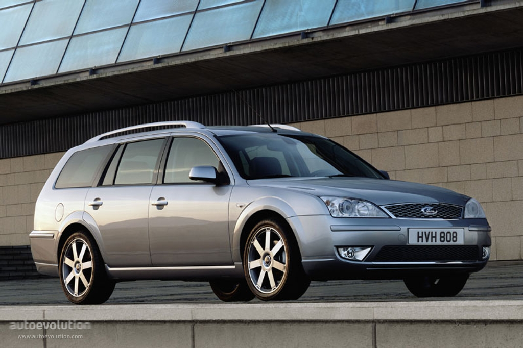 Ford Mondeo 2.0 2005 photo - 10