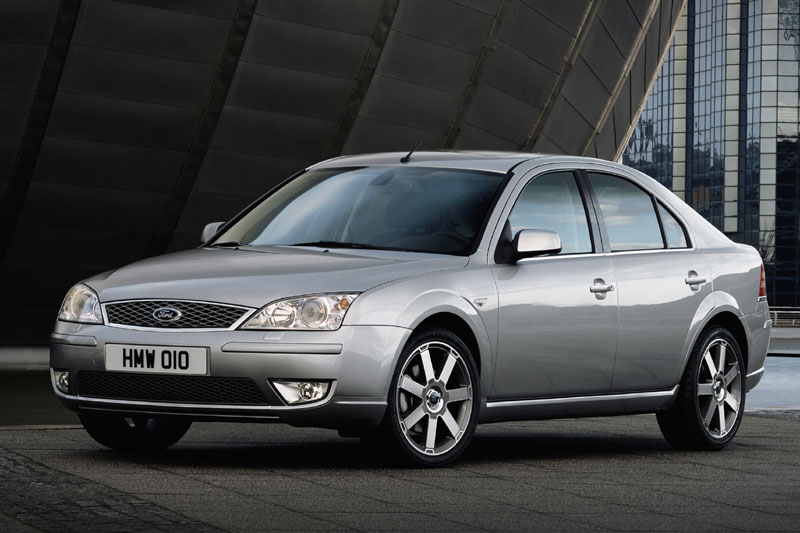 Ford Mondeo 2.0 2005 photo - 5