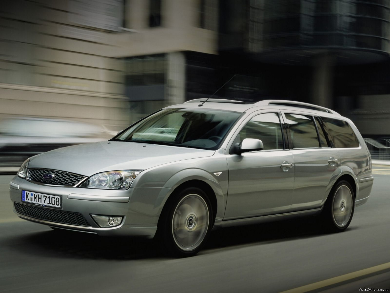 Ford Mondeo 2.0 2005 photo - 7