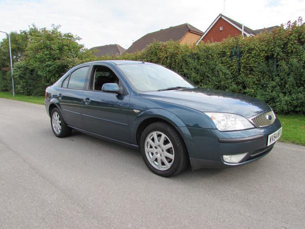 Ford Mondeo 2.0 2005 photo - 8