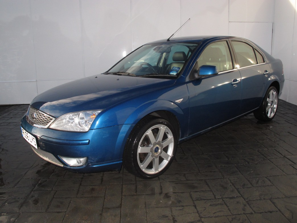 ford mondeo 2 0 2006 technical specifications interior and exterior photo. Black Bedroom Furniture Sets. Home Design Ideas