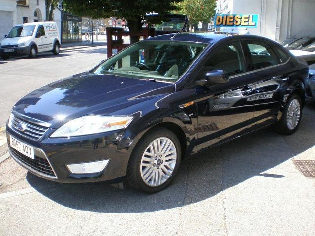 Ford Mondeo 2.0 2007 photo - 1