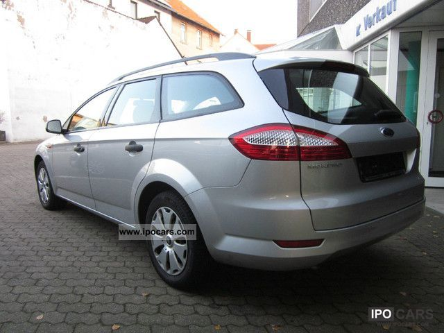 Ford Mondeo 2.0 2007 photo - 2