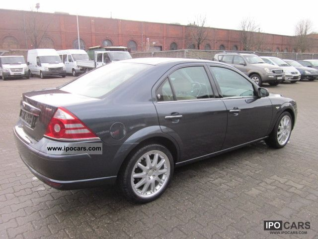 Ford Mondeo 2.0 2007 photo - 3