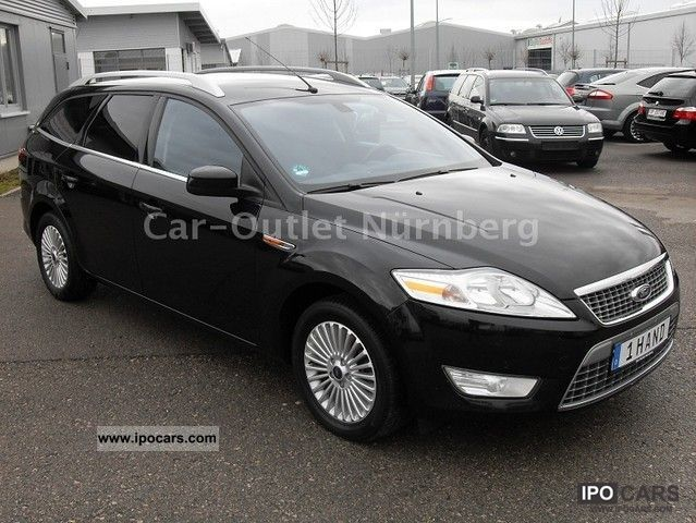 Ford Mondeo 2.0 2009 photo - 11