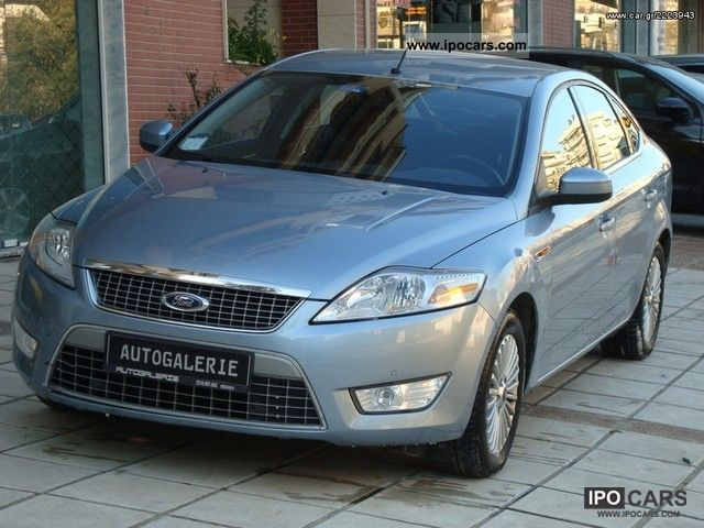 Ford Mondeo 2.0 2009 photo - 2