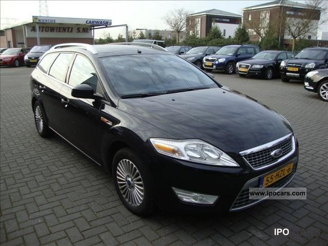 Ford Mondeo 2.0 2009 photo - 6