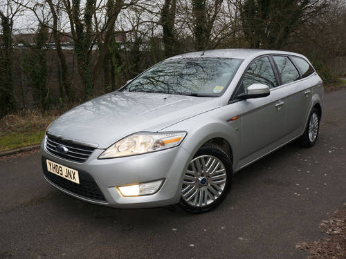 Ford Mondeo 2.0 2009 photo - 8