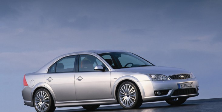 Ford Mondeo 2.2 2000 photo - 5