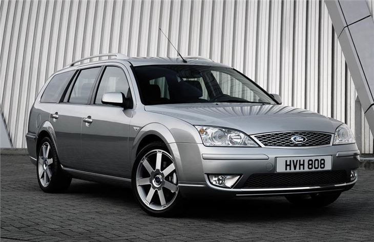 Ford Mondeo 2.2 2000 photo - 6