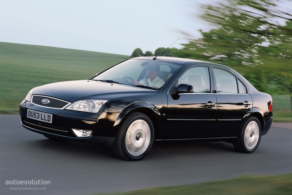 Ford Mondeo 2.2 2003 photo - 1