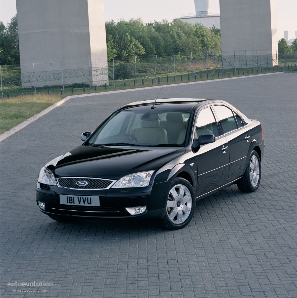 Ford Mondeo 2.2 2003 photo - 2
