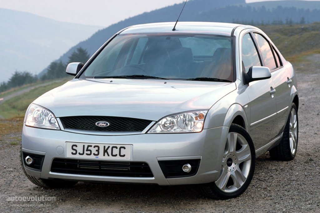 Ford Mondeo 2.2 2003 photo - 3