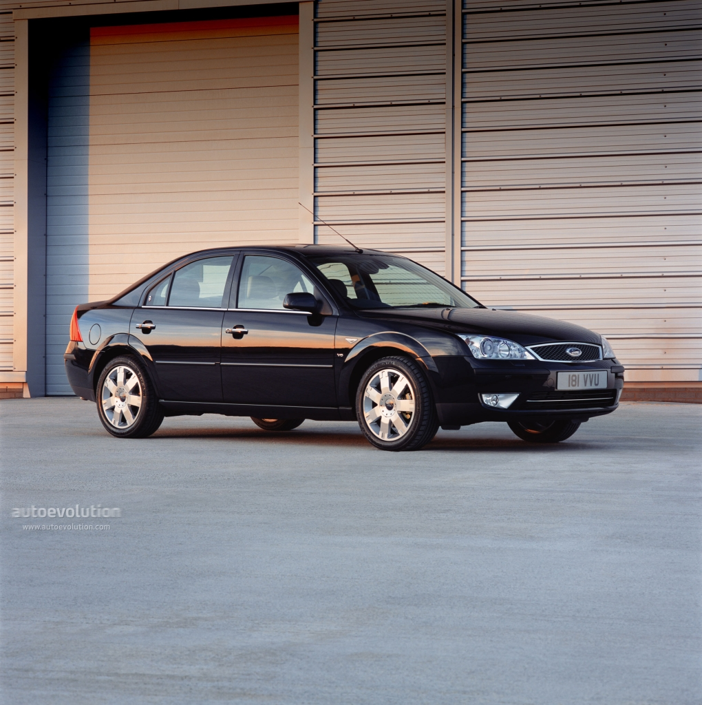 Ford Mondeo 2.2 2003 photo - 4