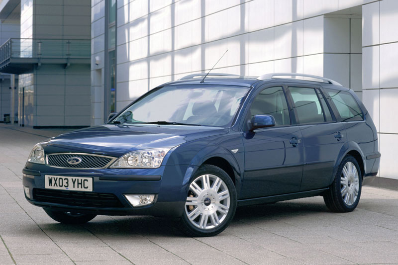 Ford Mondeo 2.2 2004 photo - 11