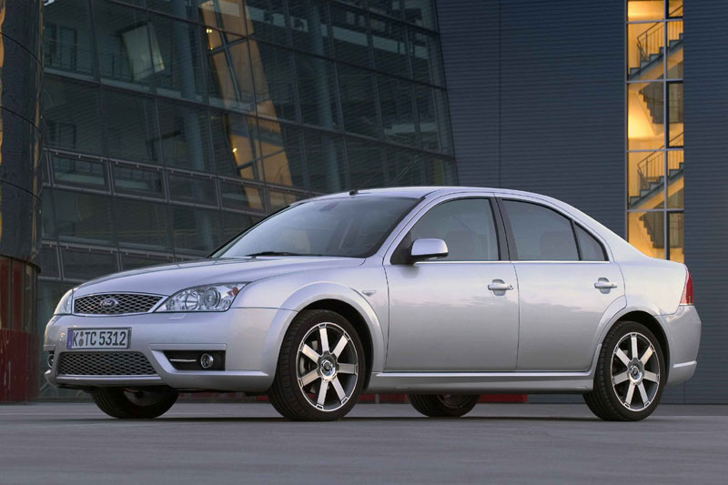 Ford Mondeo 2.2 2005 photo - 2