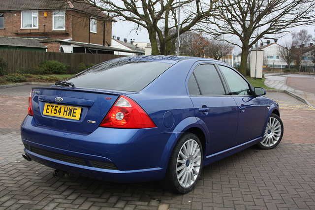 Ford Mondeo 2.2 2005 photo - 4