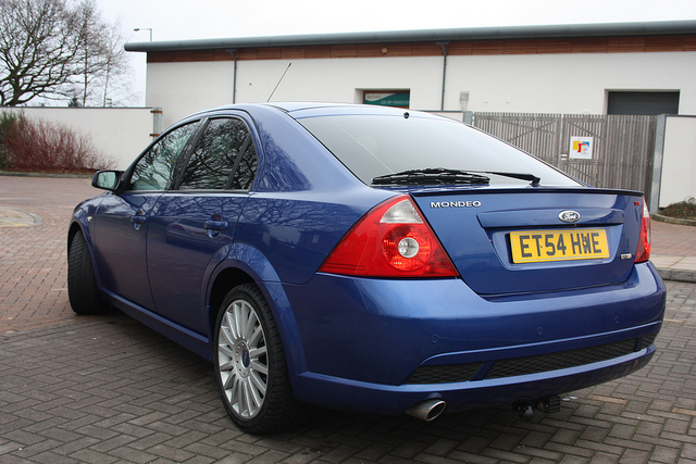 Ford Mondeo 2.2 2005 photo - 7