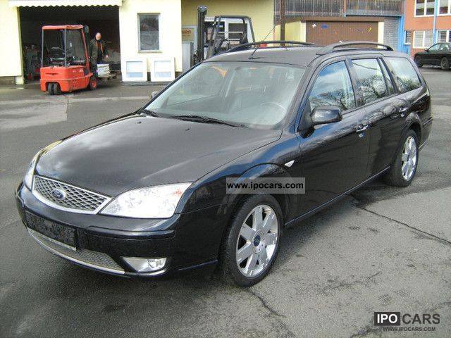 Ford Mondeo 2.2 2006 photo - 1