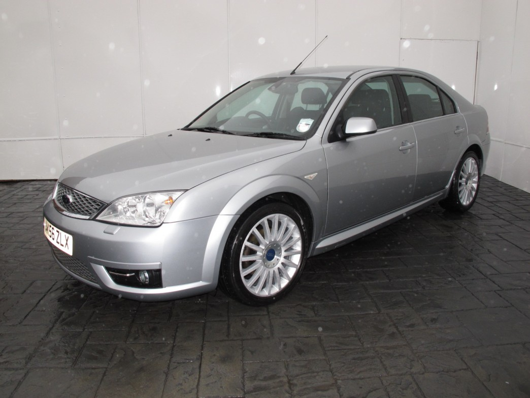 Ford Mondeo 2.2 2006 photo - 3
