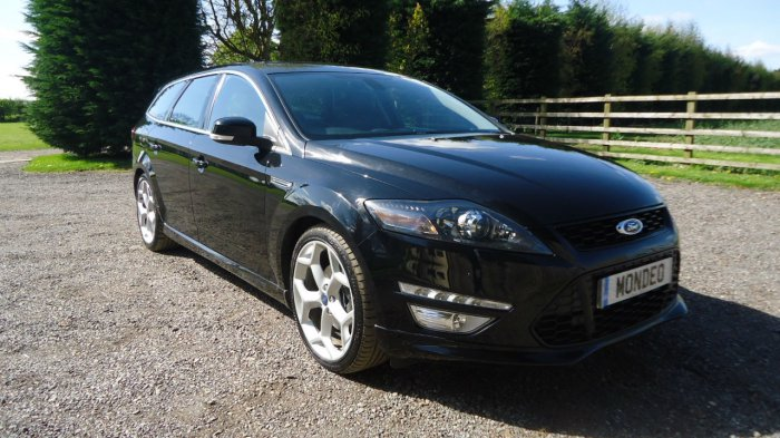 Ford Mondeo 2.2 2014 photo - 4