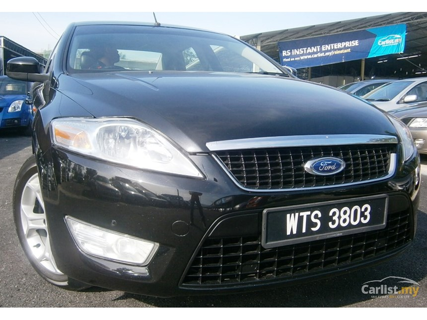 Ford Mondeo 2.3 2010 photo - 10