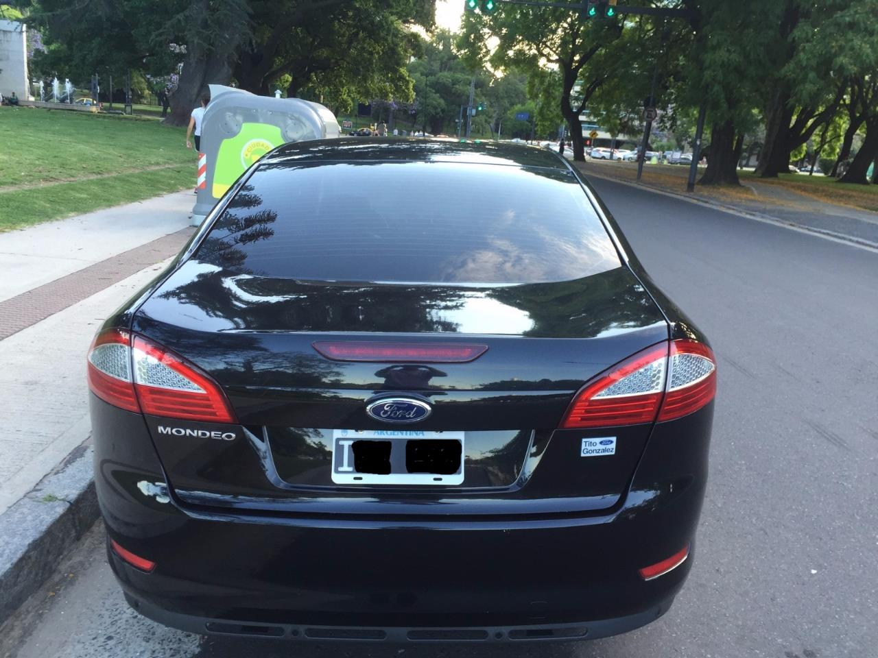 Ford Mondeo 2.3 2010 photo - 11
