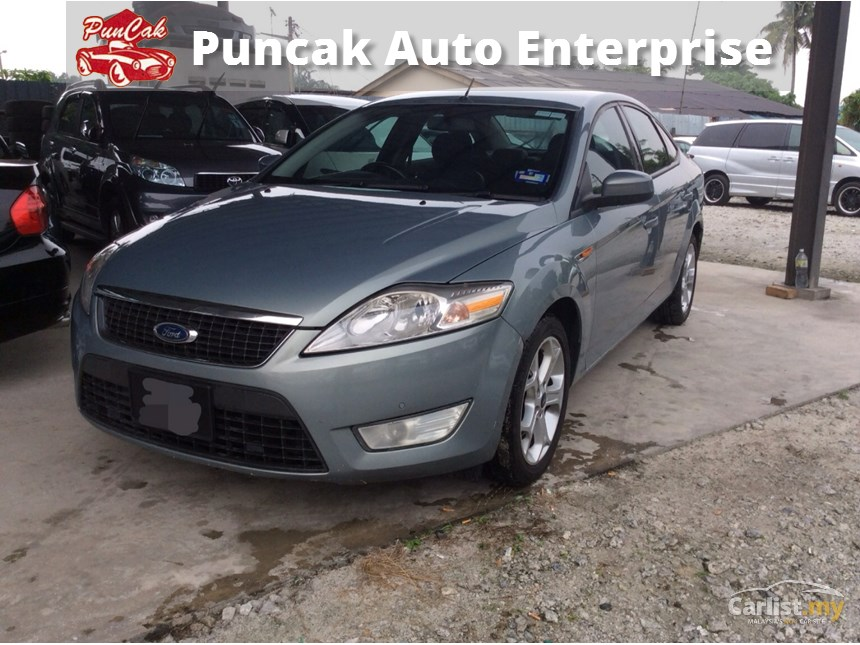 Ford Mondeo 2.3 2010 photo - 6