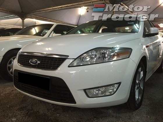 Ford Mondeo 2.3 2010 photo - 8