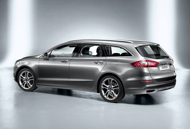 Ford Mondeo 2.3 2013 photo - 1