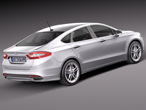 Ford Mondeo 2.3 2013 photo - 8