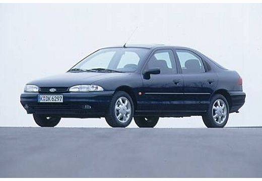 Ford Mondeo 2.5 1993 photo - 7