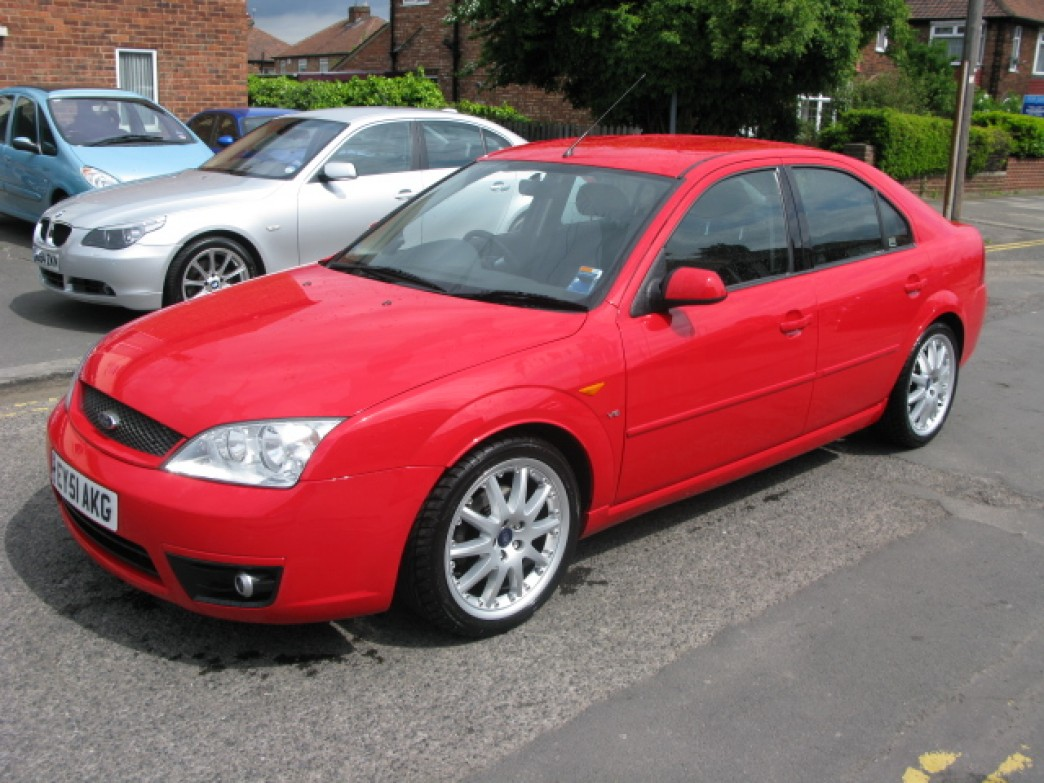 Ford Mondeo 2.5 2001 photo - 3