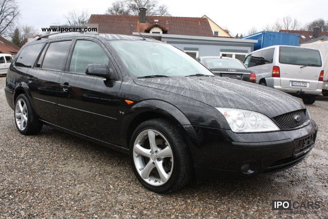 Ford Mondeo 2.5 2003 photo - 10