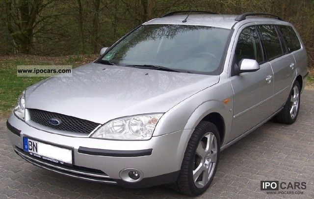Ford Mondeo 2.5 2003 photo - 2