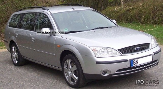 Ford Mondeo 2.5 2003 photo - 6
