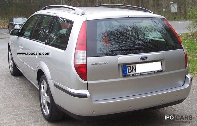 Ford Mondeo 2.5 2003 photo - 7