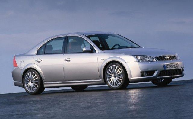 Ford Mondeo 3.0 2001 photo - 1