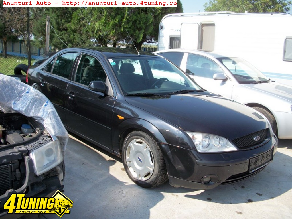 Ford Mondeo 3.0 2001 photo - 7